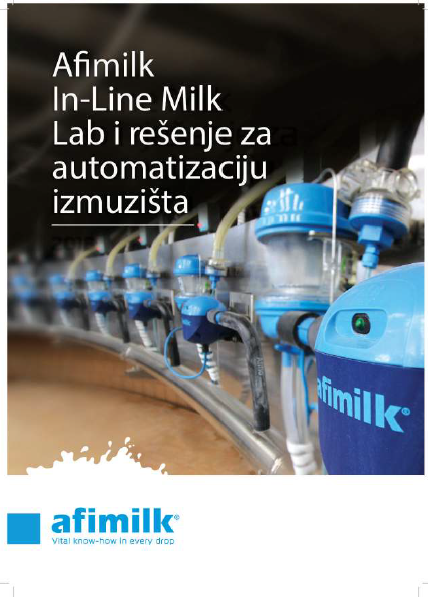 In-Line Milk Lab